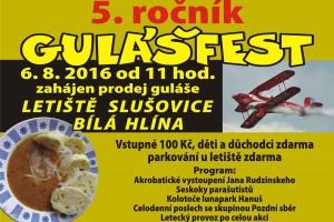 Jubilejní pátý Gulášfest se letos uskuteční 6. srpna